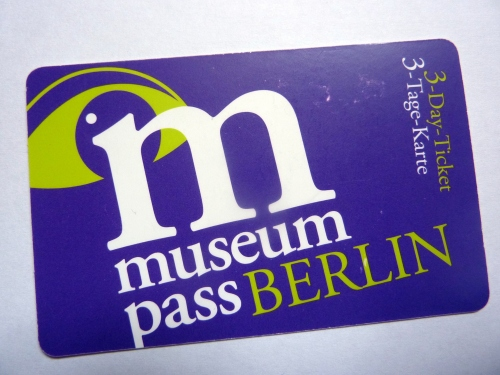 3 Day Berlin Museum Pass